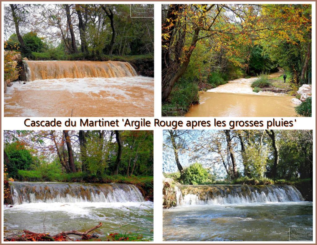 Cascade d' Argile  Montag12