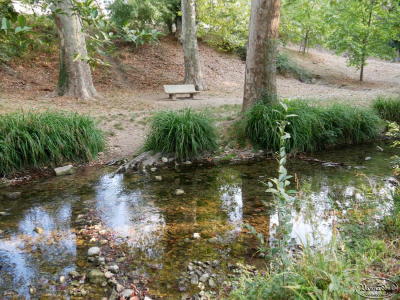 Mon village et sa source  P1000412