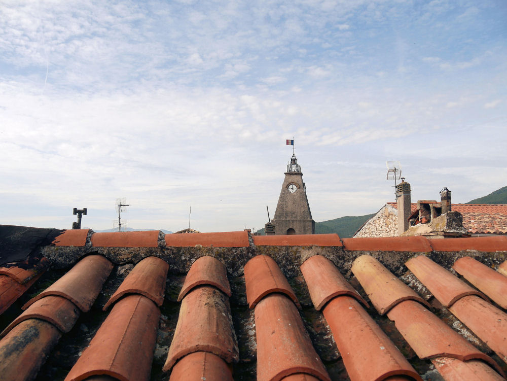 Depuis le toit à 10 mètres de hauteur Par_de10