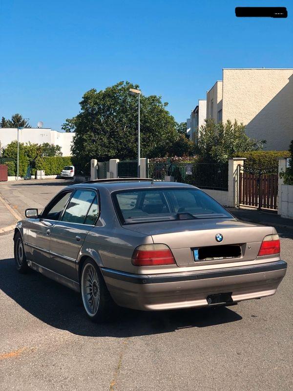 BMW 750 ial de 1996 besoin de conseil avant achat D9204011