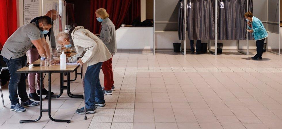 Elections régionales et départementales : vers un rebond de la participation pour le second tour ?  661-m112