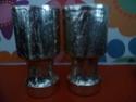 1970 Bark Effect Metal Beakers P1150811