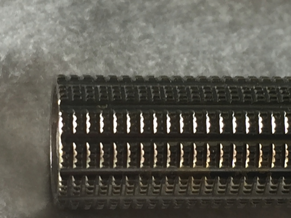 La rénovation de mon 1er rasoir vintage - Slim de 66 6427ec10