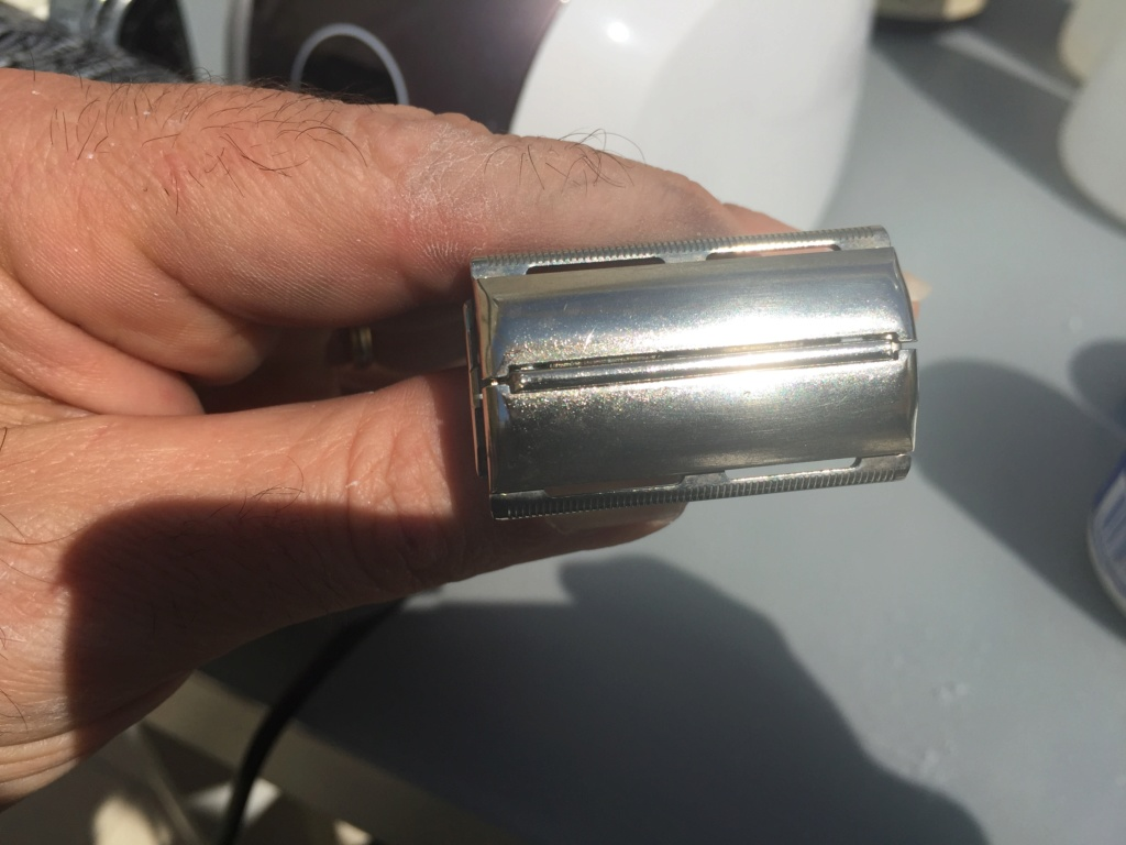 La rénovation de mon 1er rasoir vintage - Slim de 66 65625310
