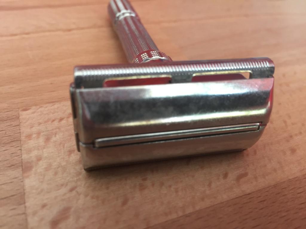 La rénovation de mon 1er rasoir vintage - Slim de 66 94ea7410