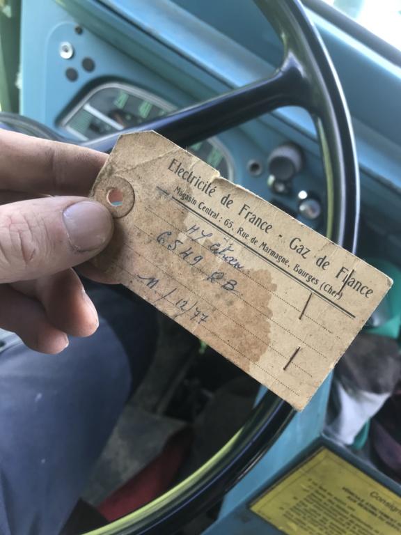 Restau de mon type H pour en faire mon véhicule professionnel  0e7fd110