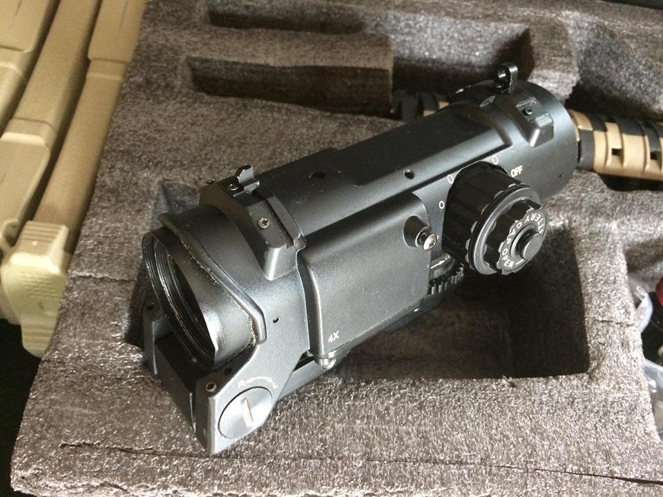 vend: HPA M4 custom réalisée chez powair6 61942710