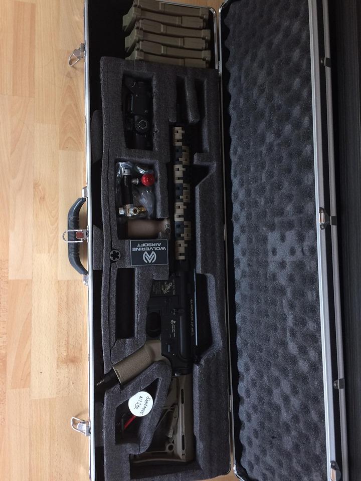 vend: HPA M4 custom réalisée chez powair6 62262410
