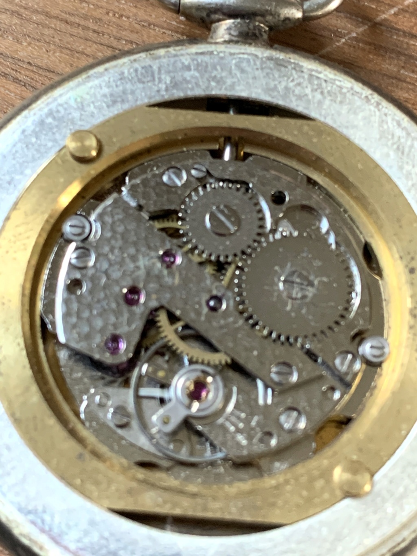 Ma montre de poche de ma «deuxième période de vie»... 14a39710