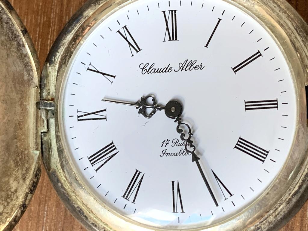 Ma montre de poche de ma «deuxième période de vie»... 1663ac10