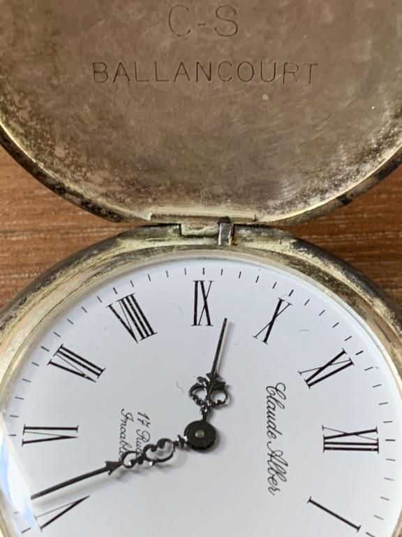 Ma montre de poche de ma «deuxième période de vie»... 43559510