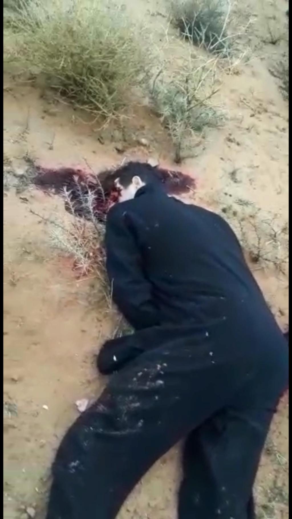 تفاصيل نحر المليشات  الشيعية  لـ ٢١ راعي غنم بريف الرقة 22cfcb10