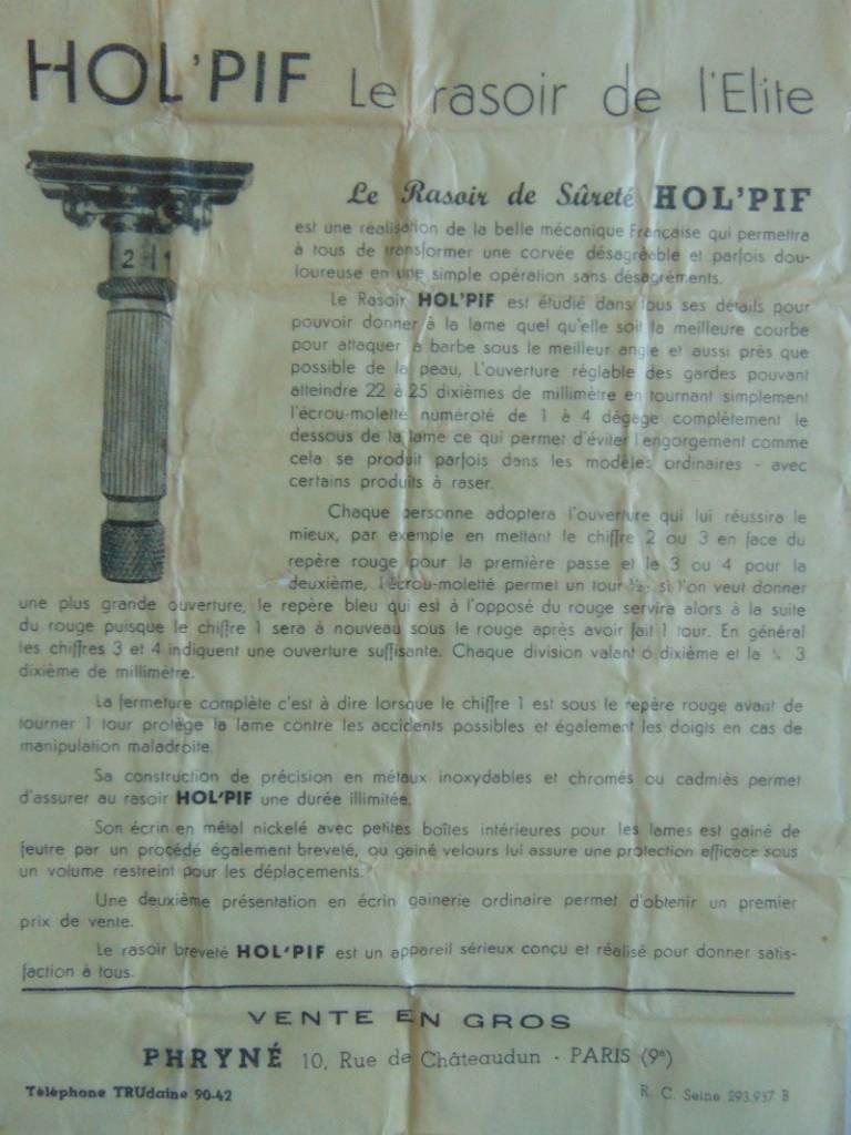 L'Essor Le Supreme or Hol'Pif Hol_pi10