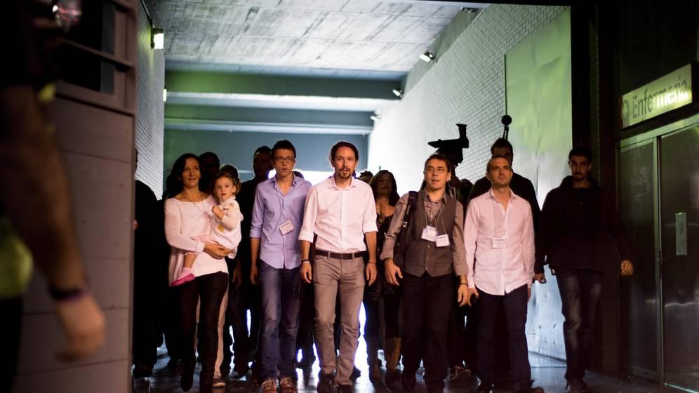 ¿Cuánto mide Juan Carlos Monedero? - Altura El-uni10
