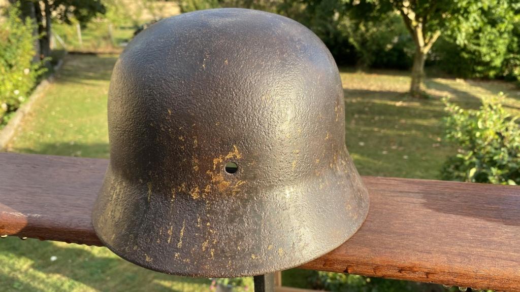 Coque casque allemand m35? 01532910