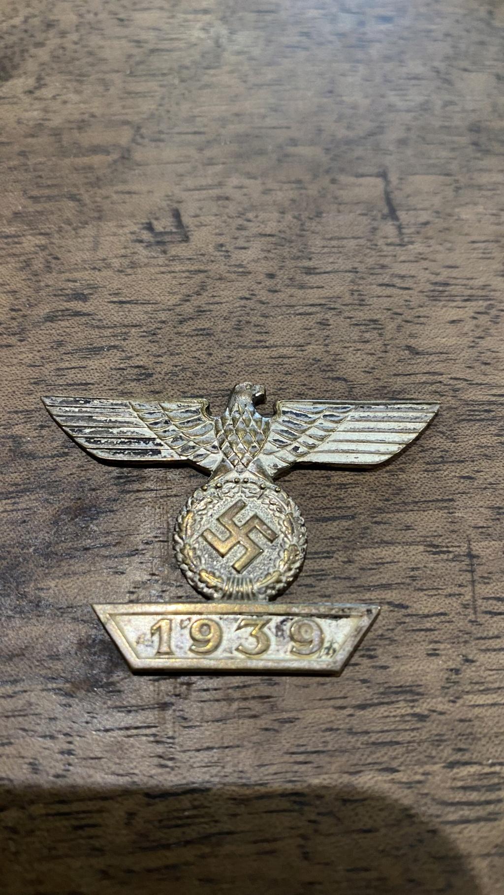 Authentification médaille allemande  14fe7a10