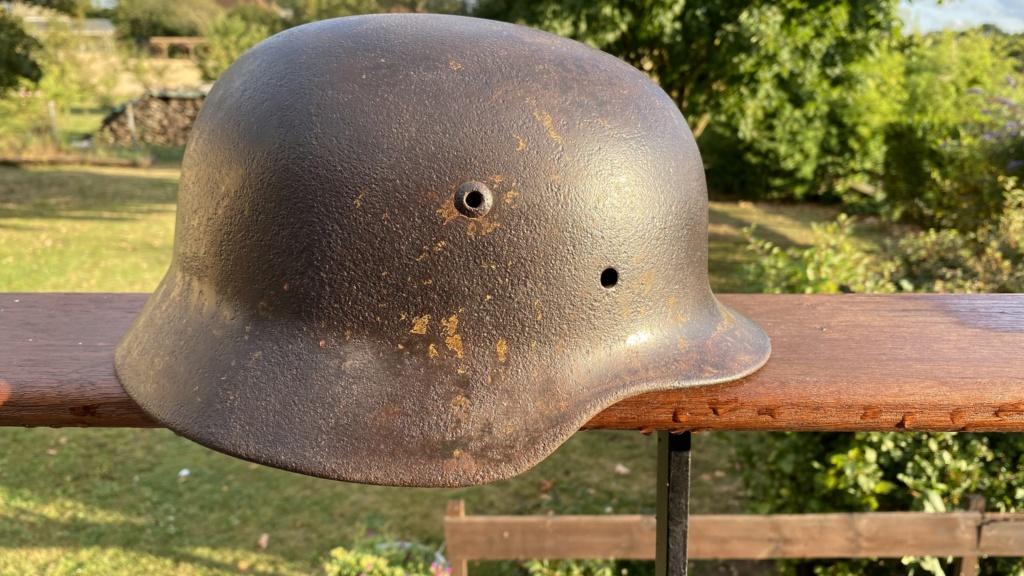 Coque casque allemand m35? 33c7b810