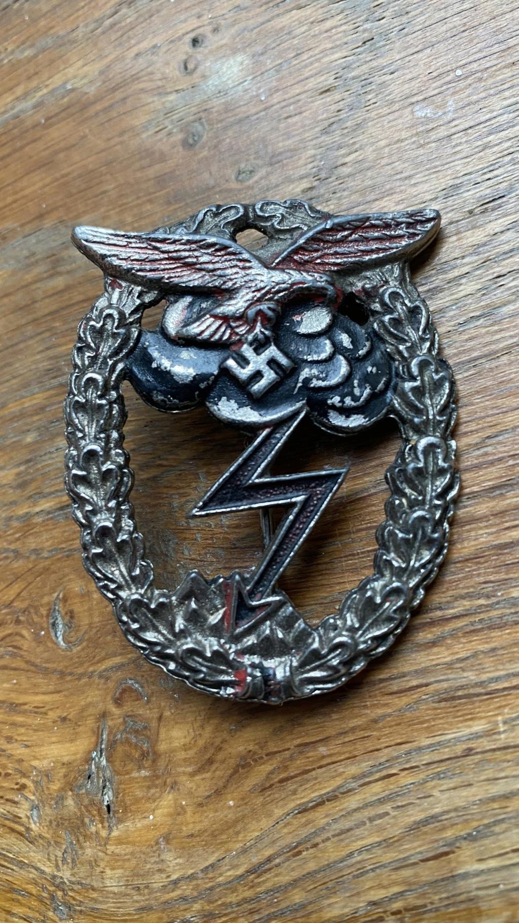 Badge assaut Luft 43ebaa10