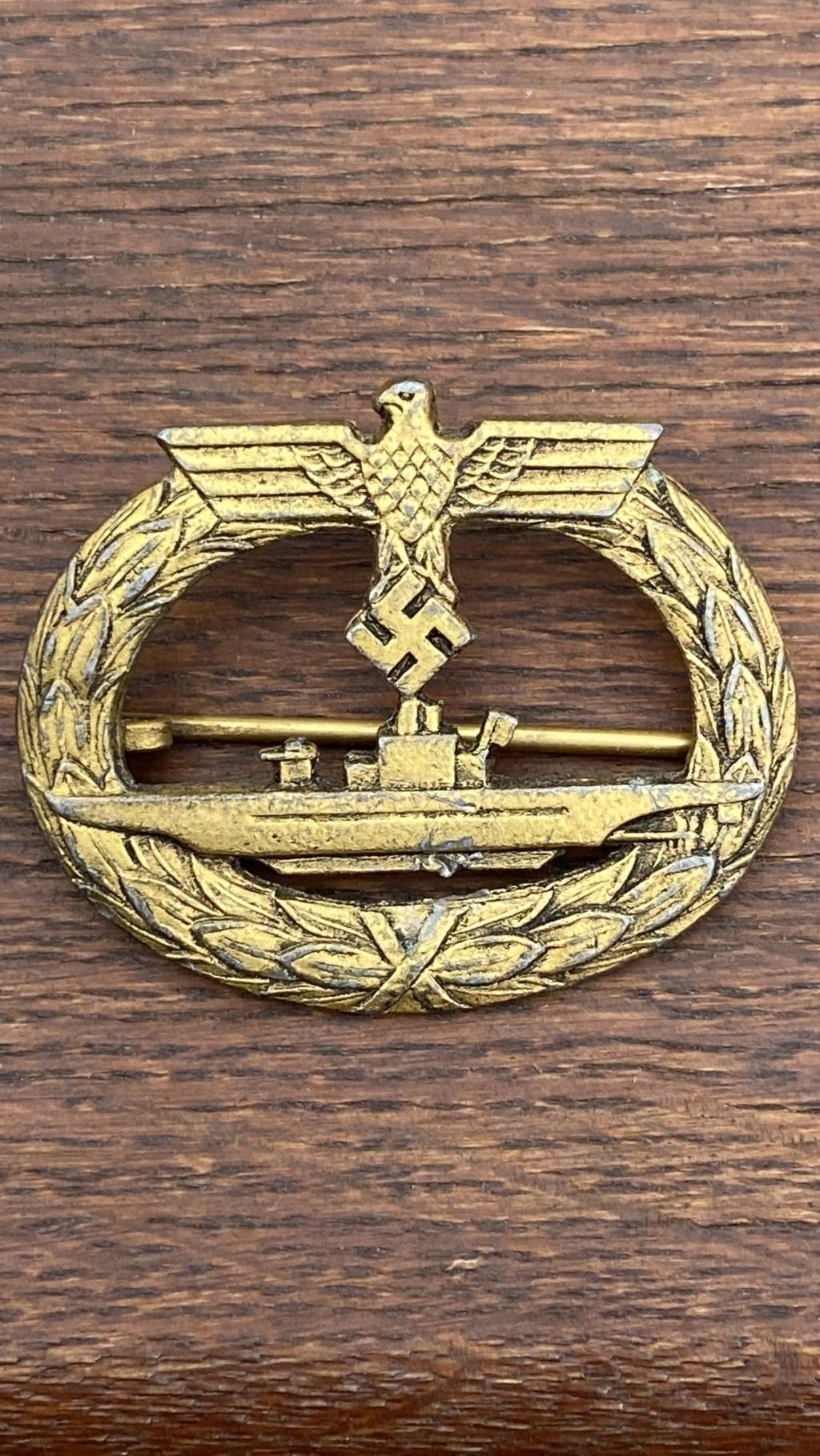 Insigne marine allemande 4829cb10