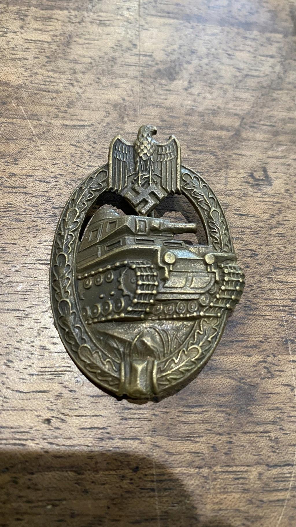 Authentification médaille allemande  584cc810