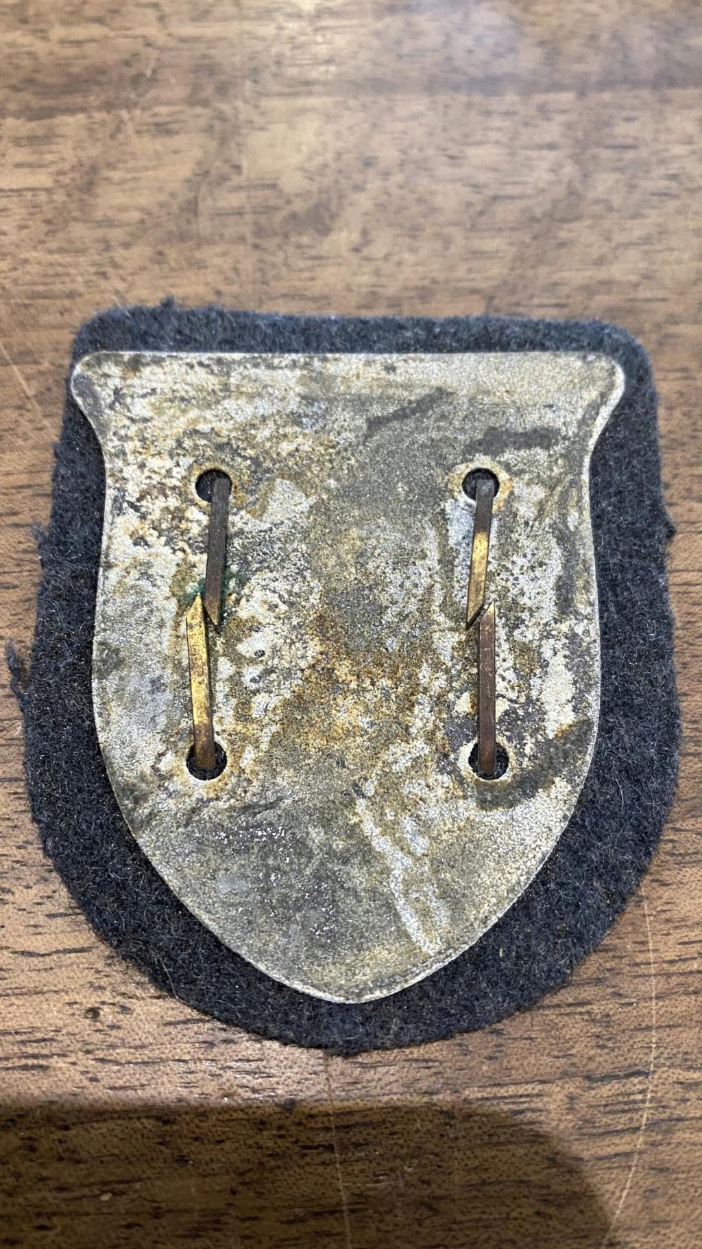 Authentification médaille allemande  8c72ce10