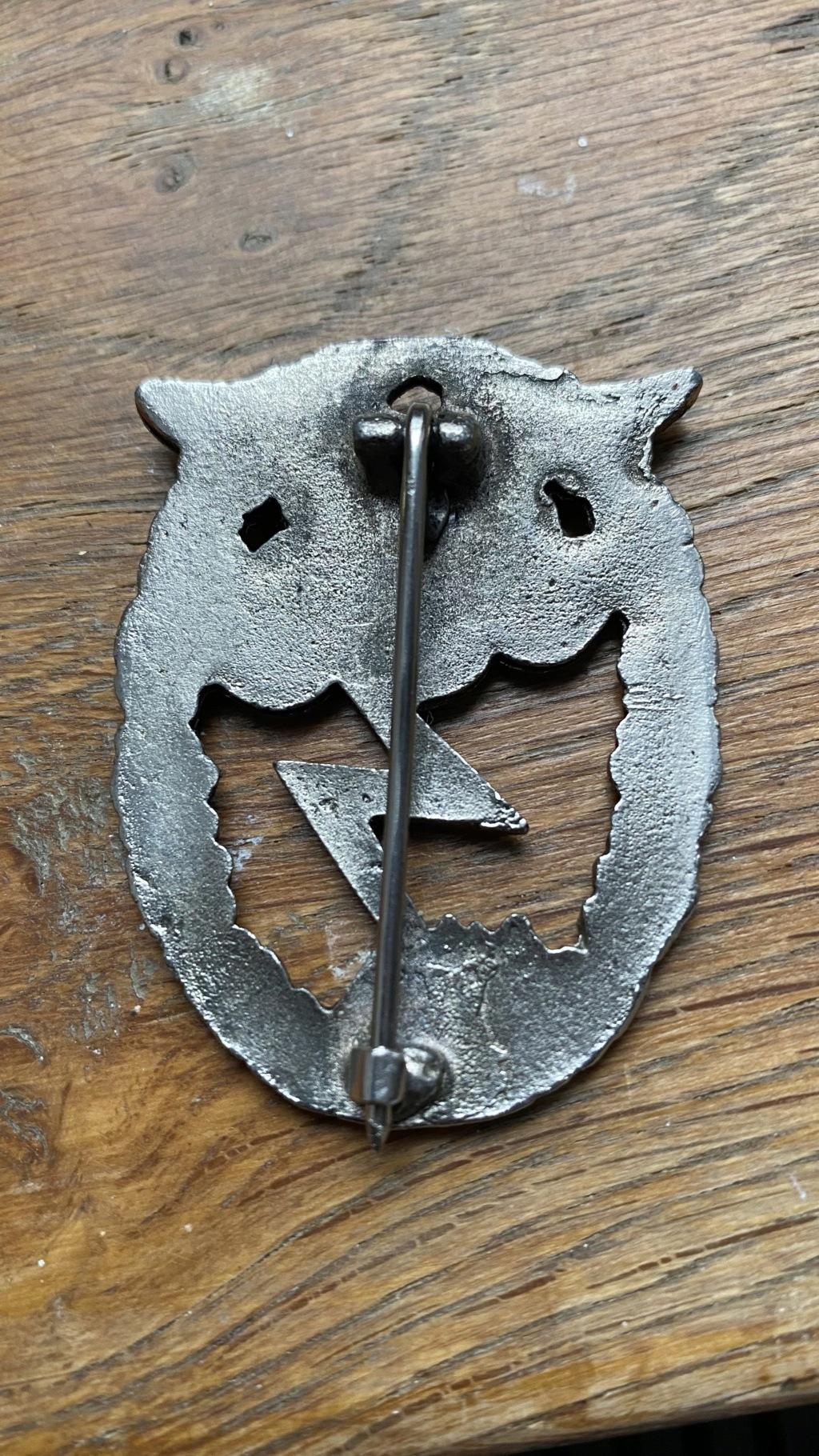 Badge assaut Luft 8fc16d10