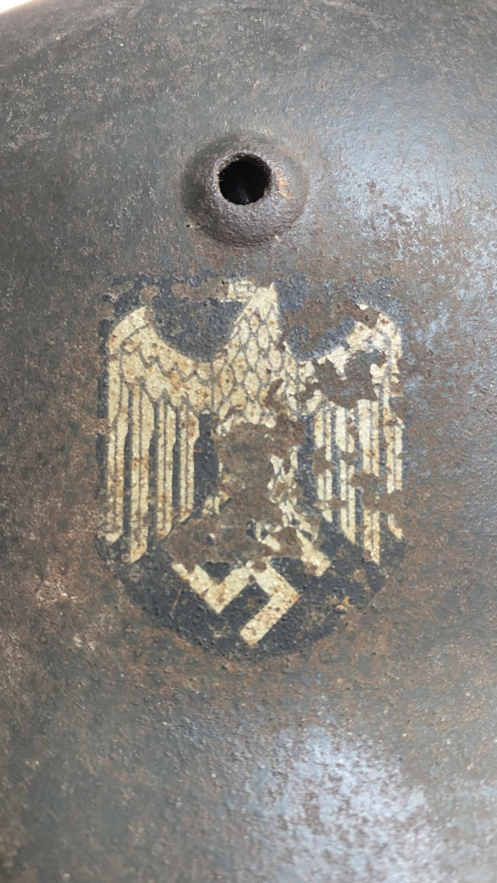 Casque allemand C9075010