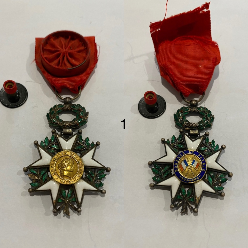 Légion d'honneur  F9821310