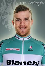 Team Bianchi Press Release Van_le10