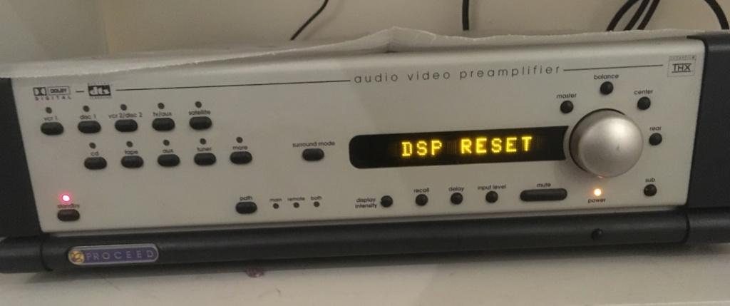 Problema proceed avp DSP RESET Procee10