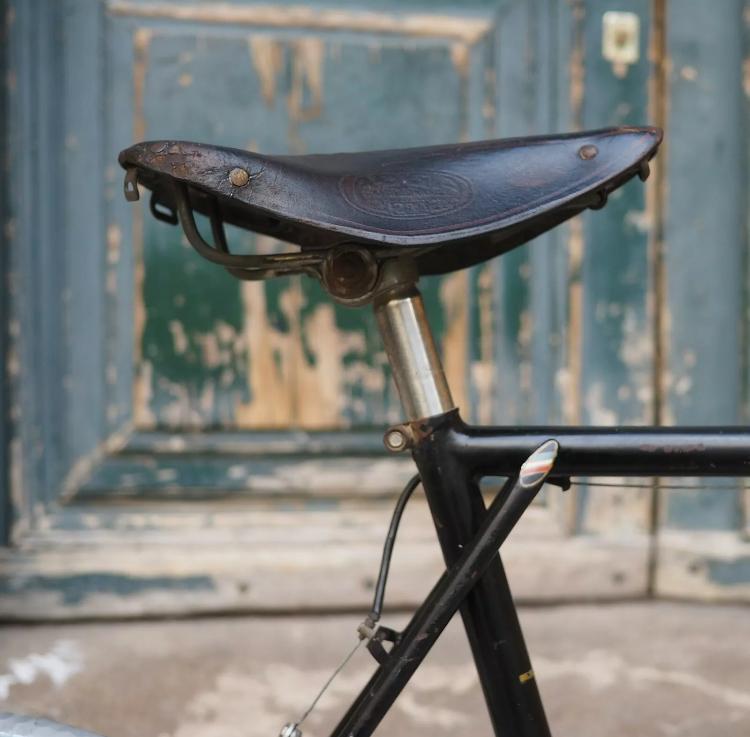 Randonneuse Longoni Soudobrasé 650B 1950  7b6d5f10