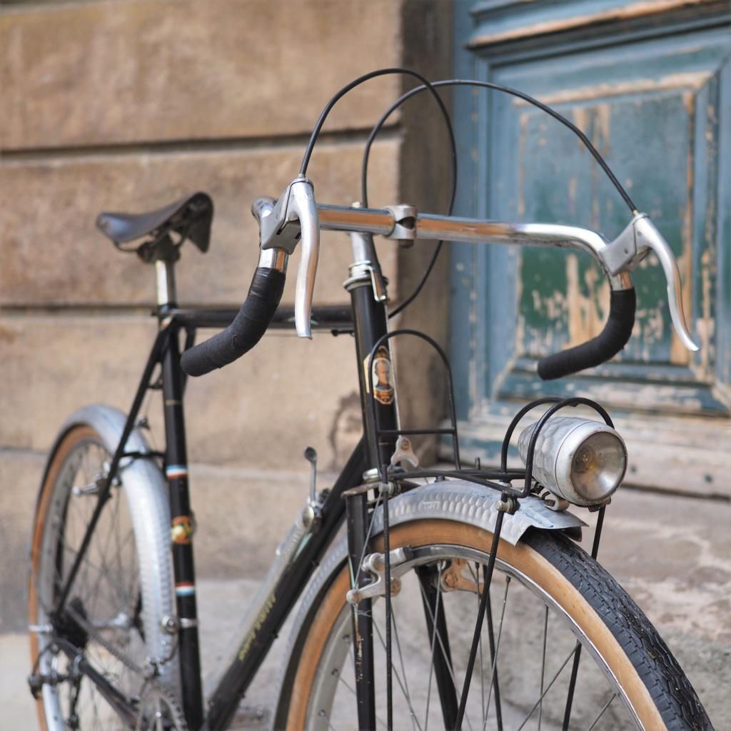 Randonneuse Longoni Soudobrasé 650B 1950  P1012211