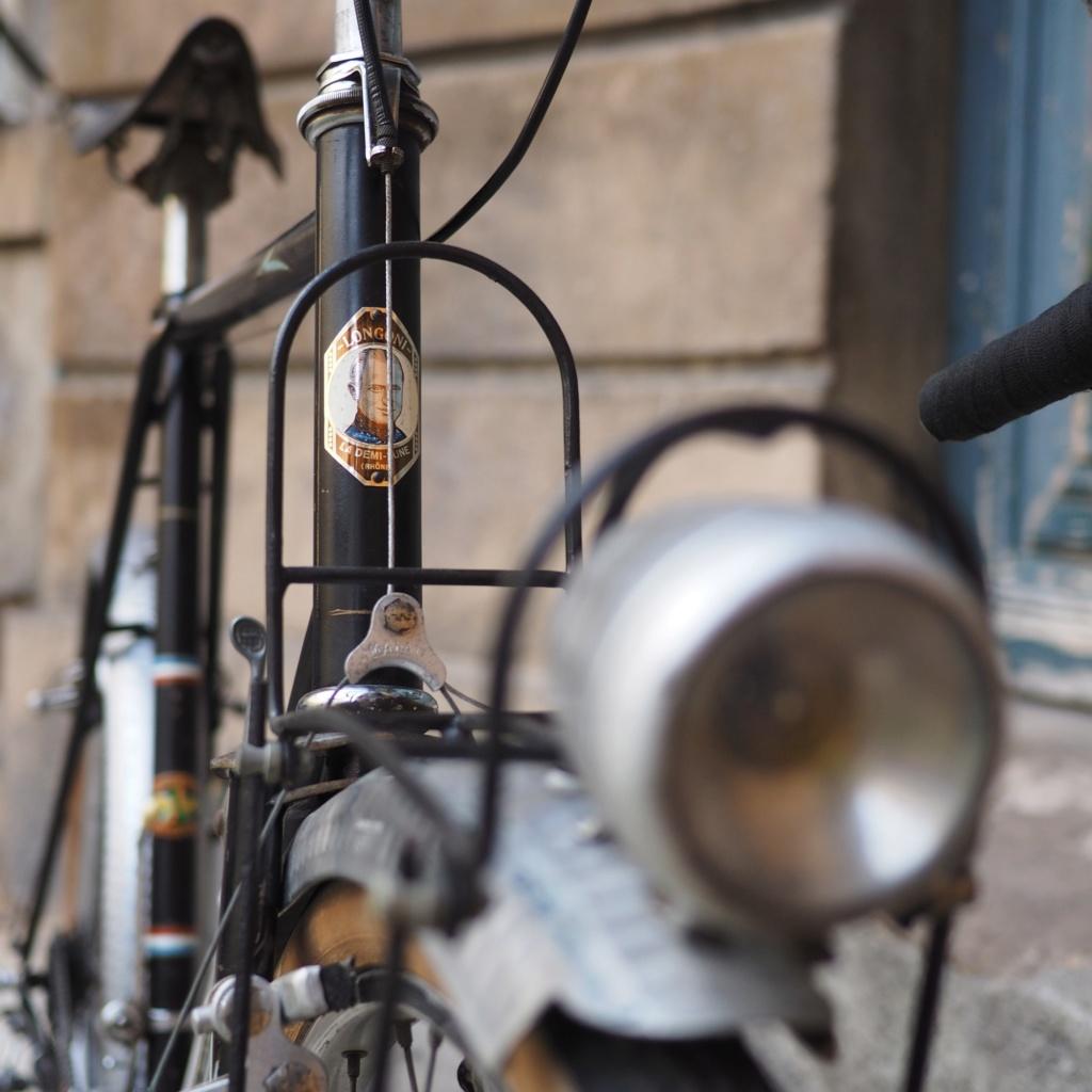 Randonneuse Longoni Soudobrasé 650B 1950  P1012212