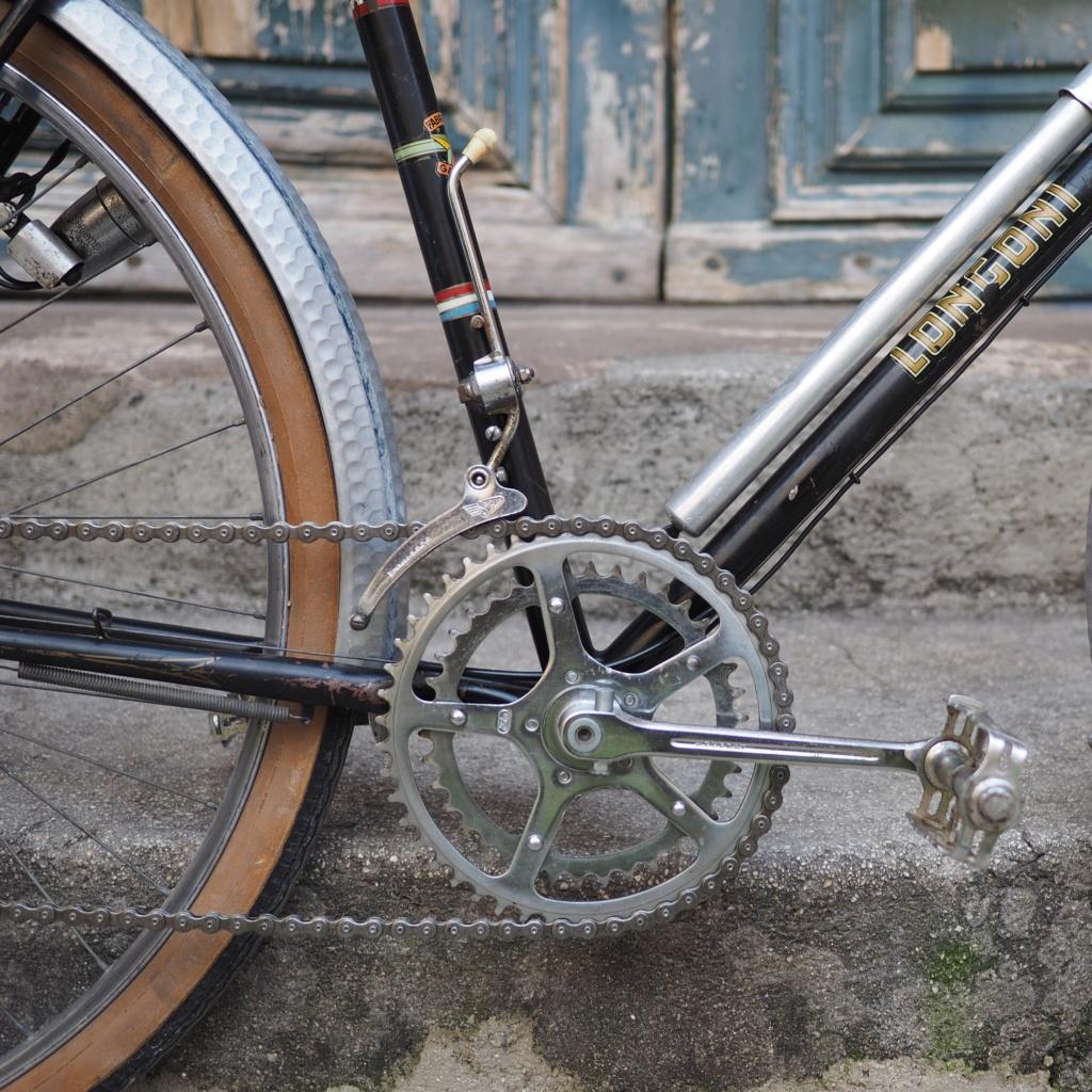 Randonneuse Longoni Soudobrasé 650B 1950  P1012310