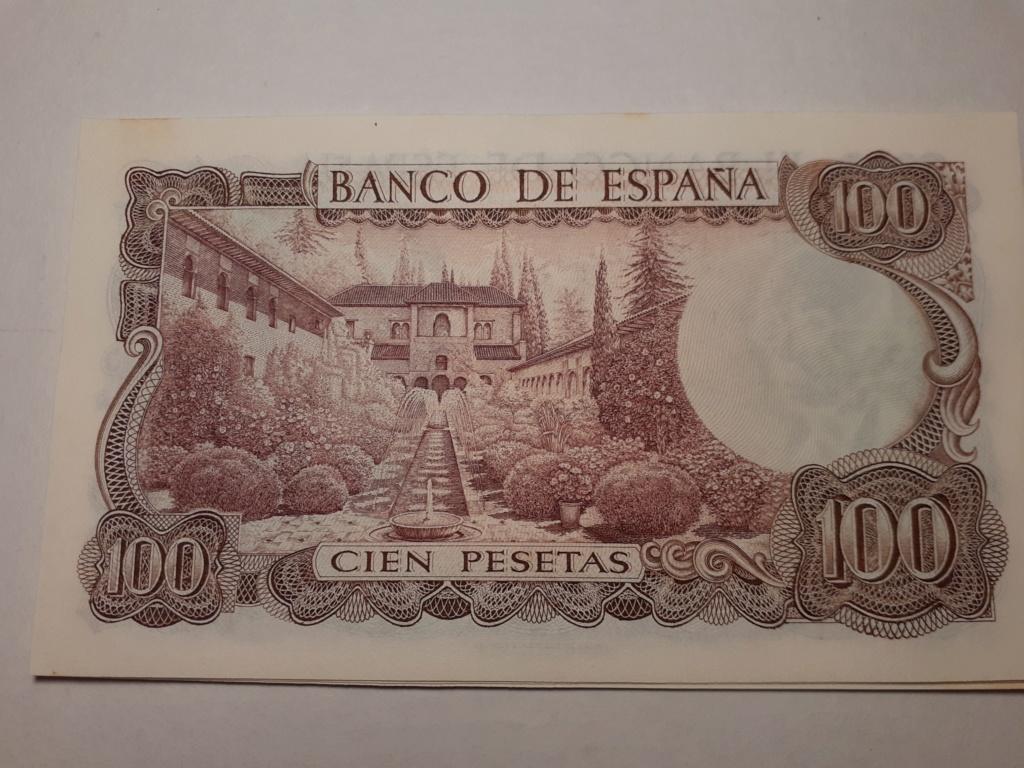 Serie 10 billetes s/c 20200213