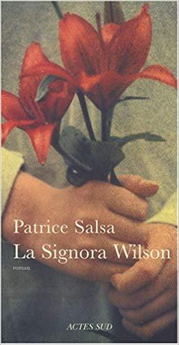 [Salsa, Patrice] La Signora Wilson 41st0k10