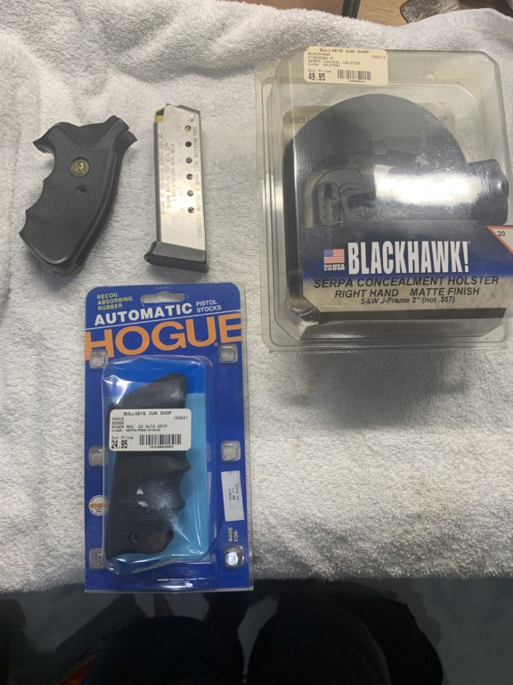 Grips scope magazine holsters 29dce010