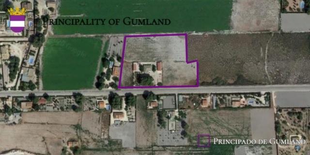 Solicitud de ingreso del Principado de Gumland Logopi21