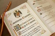 Puntua'm la constitució espanyola de 1978. Consti10