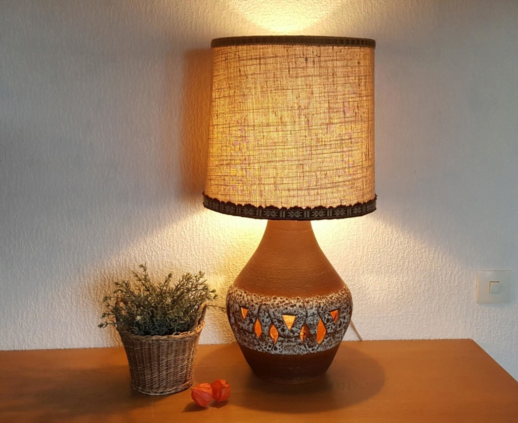 West German Lamp E6ad2b10