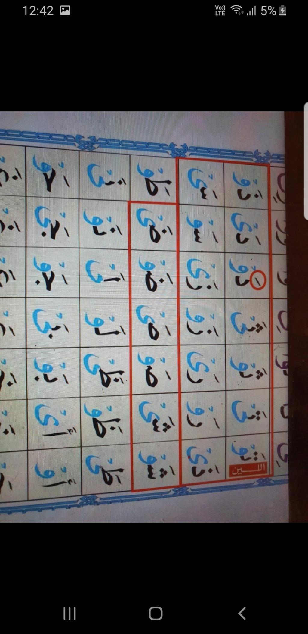 Zaynabbintb - Nouranya 5/8 - Page 3 Screen22