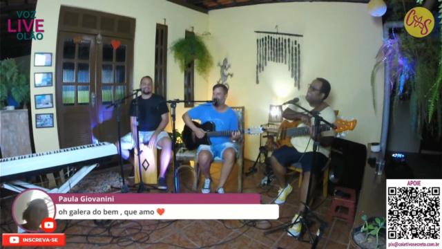 [Live 03] Sensível Demais - Jorge Vercillo Juninh10