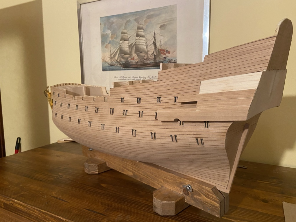 seas - autocostruzione - Sovereign of the seas Img_0110