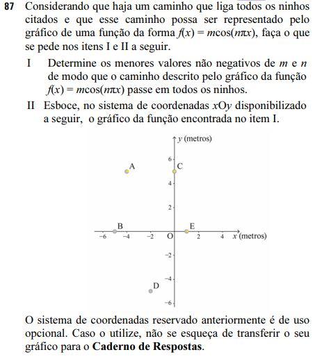 QUESTÃO DE TRIGONOMETRIA E FUNÇÃO TRIGONOMÉTRICA 310