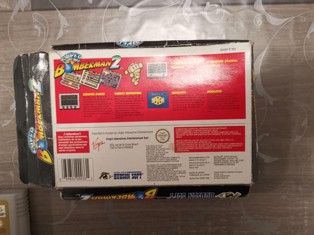 [Estim] Super Bomberman 2 - Super Nintendo  Img_2011