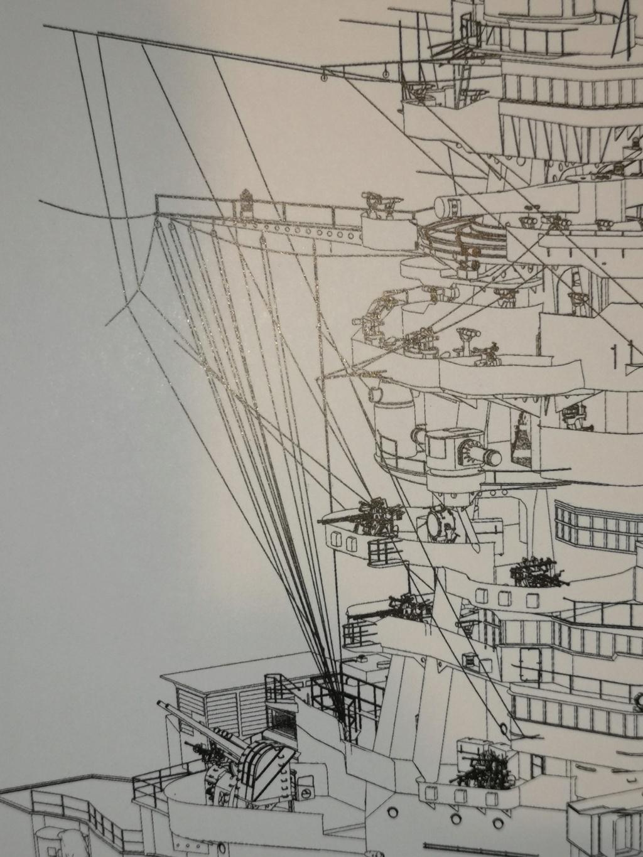 NAGATO  BATTLESHIP  1941 Hasegawa 1 /350 par japuno  - Page 2 Img_2011