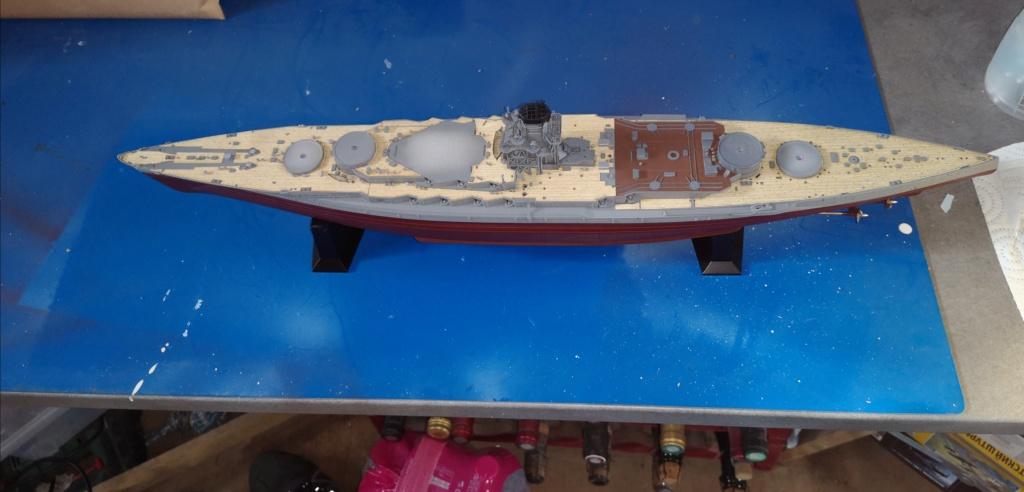 Nagato Battleship 1941 (Hasegawa 1/350°) par Japuno  - Page 3 Img_2014