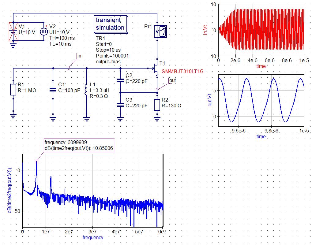 Projet perso construction d'un récepteur RF Captur22