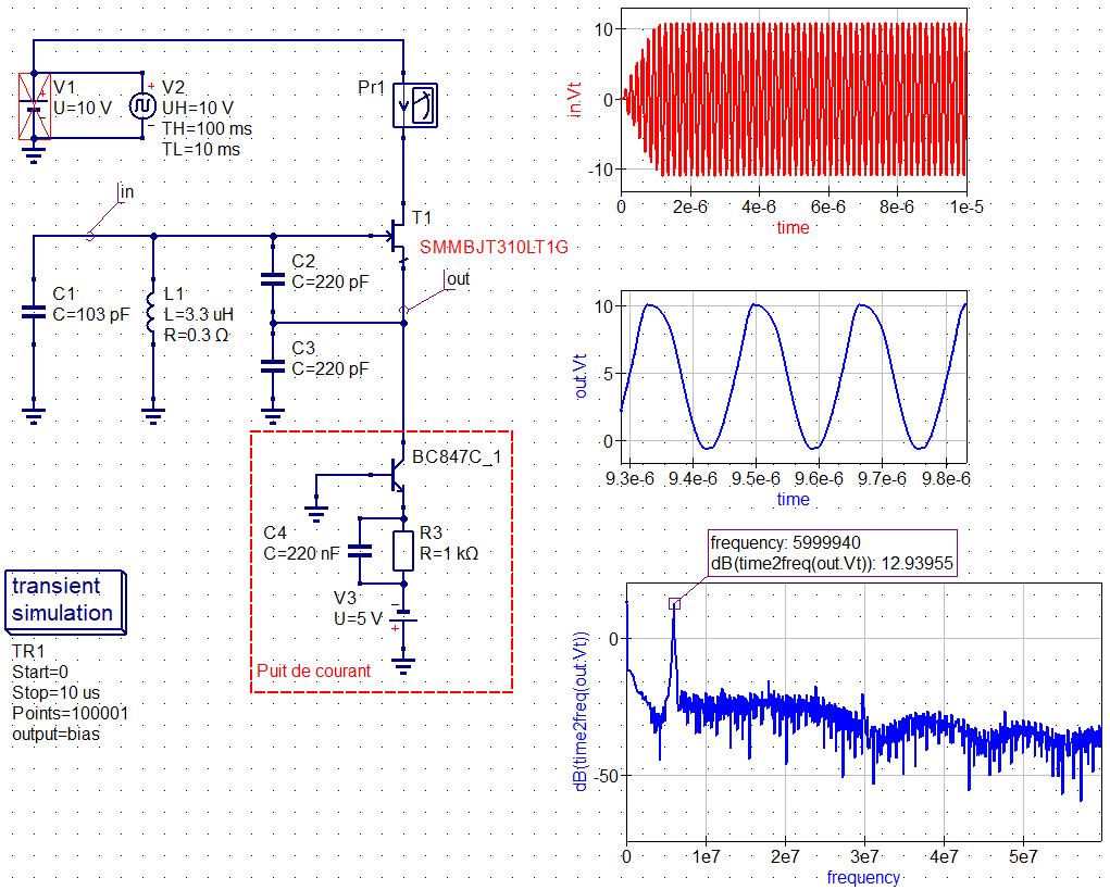 Projet perso construction d'un récepteur RF Captur26