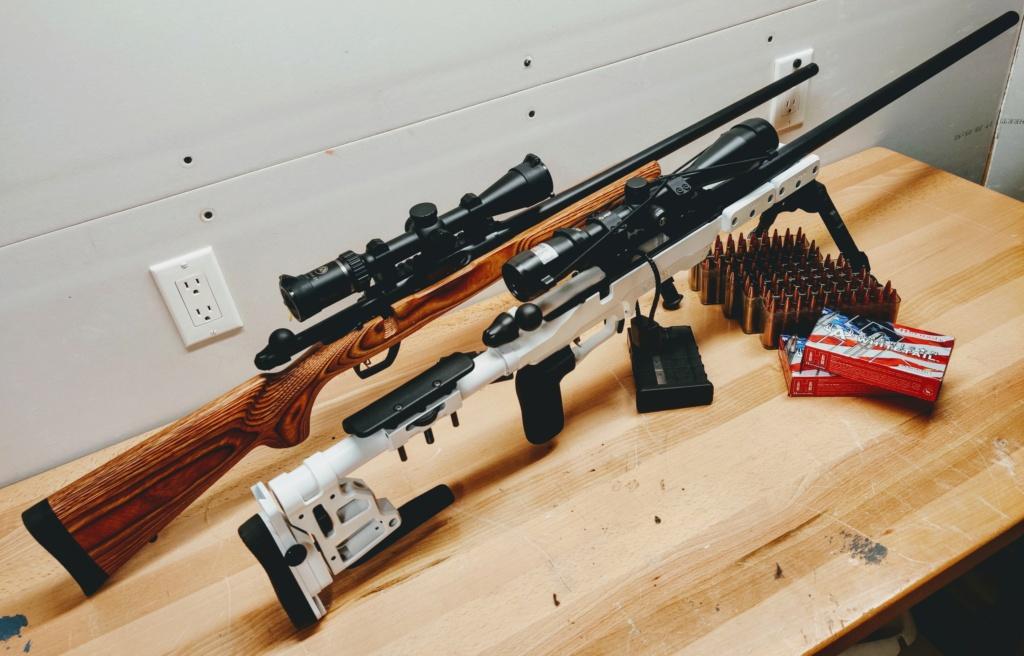 Remington 783 Varmint Heavy Barrel /.308win / MDT LSS Gen 2  - Page 2 Img_2028